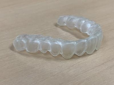 歯医者のマウスピースの画像,広島市,西区,草津新町,アルパーク歯科・矯正・栄養クリニック